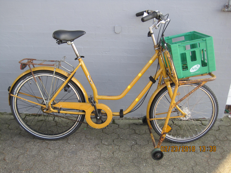 sco cykel reservedele